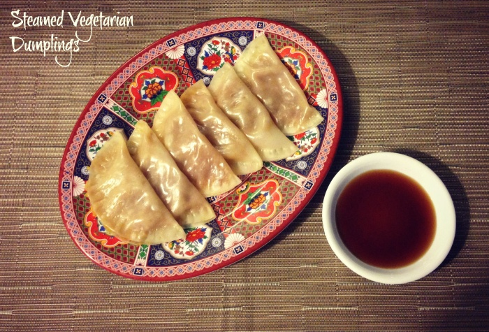 ... – Thermomix Steamed Vegetarian Dumplings — The Annoyed Thyroid