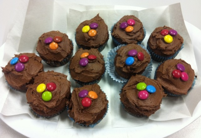 Egg-Nut-And-Dairy-Free Cupcakes