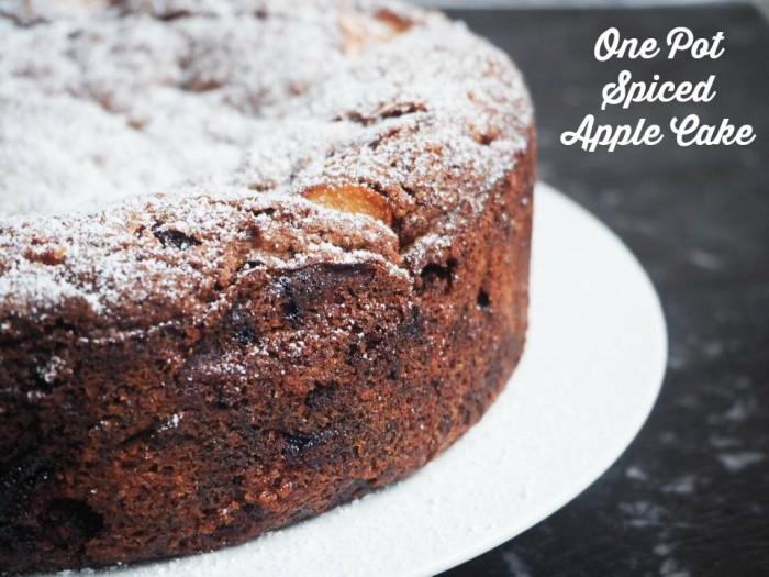 Apple cake recipe nz