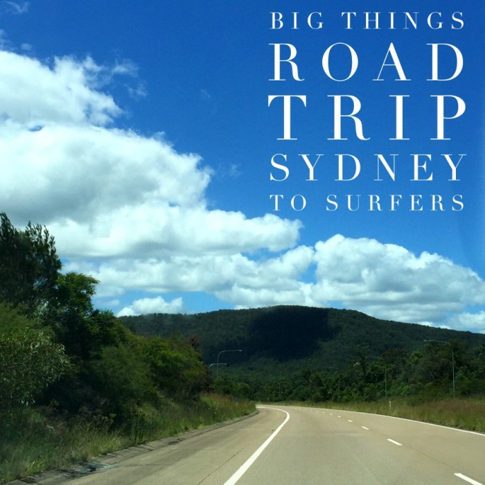 Big Things Road Trip