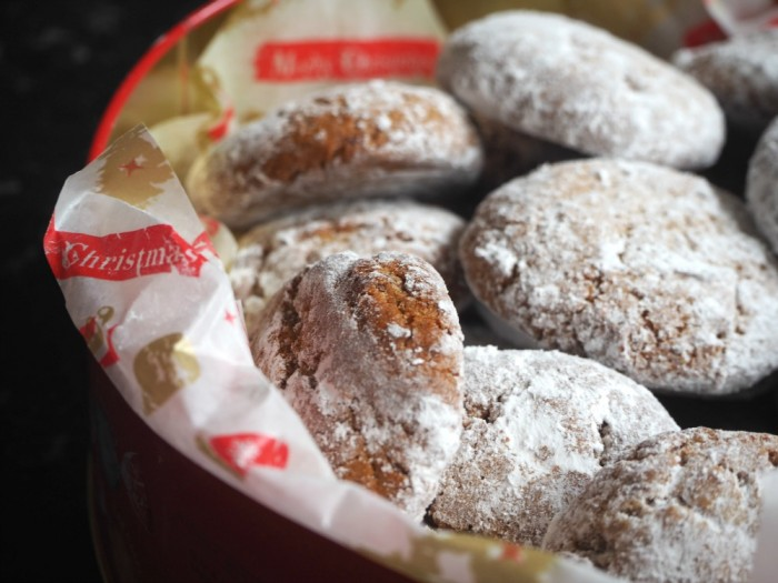 Sticky Date Cookies