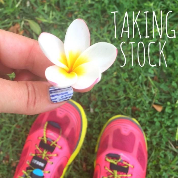 Taking Stock – January