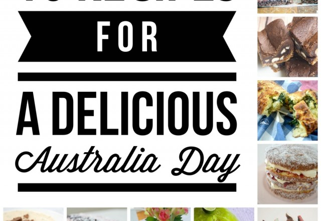10 Recipes for a Delicious Australia Day