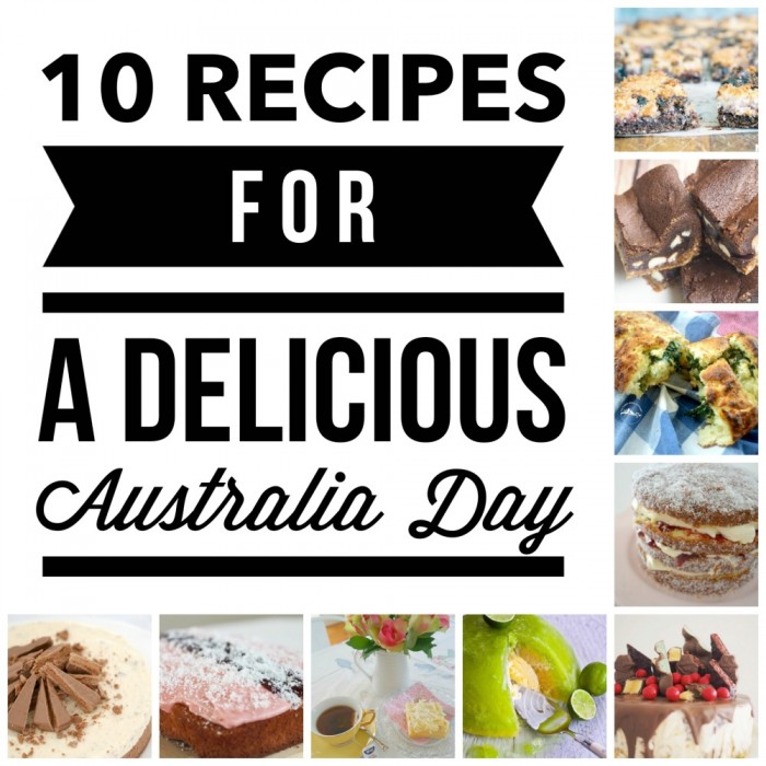 10 recipes for a delicious australia day forumfinder Gallery