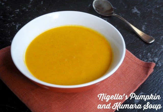 Nigella's Pumpkin and Kumara Soup