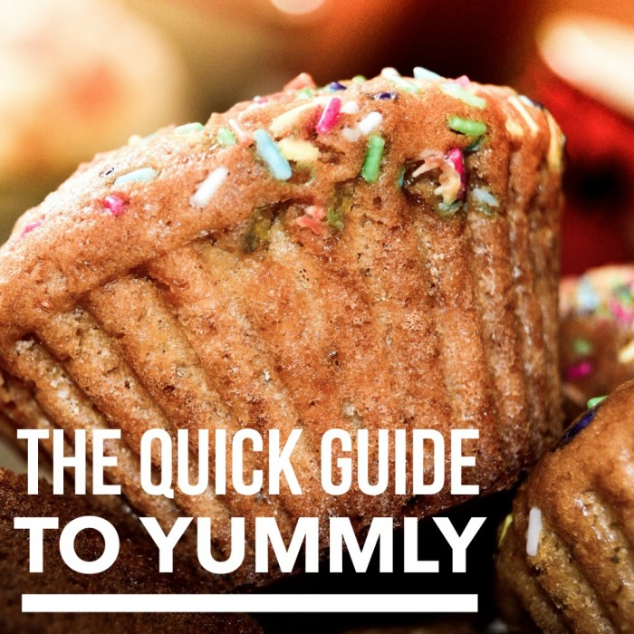 The Quick Guide to Yummly