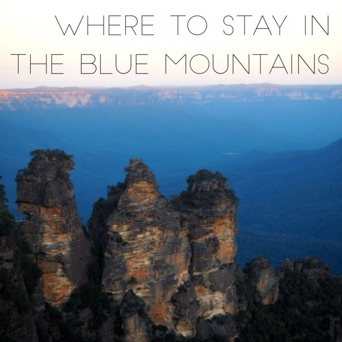 Where to stay in the Blue Mountains: Shelton Lea Bed and Breakfast