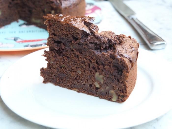 Chocolate Zucchini Cake 3