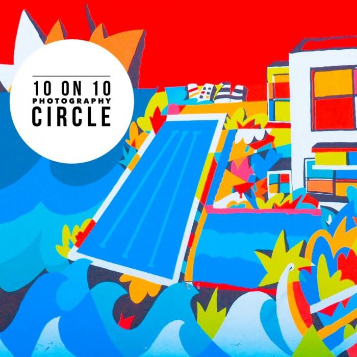 10 on 10 photography circle Bondi