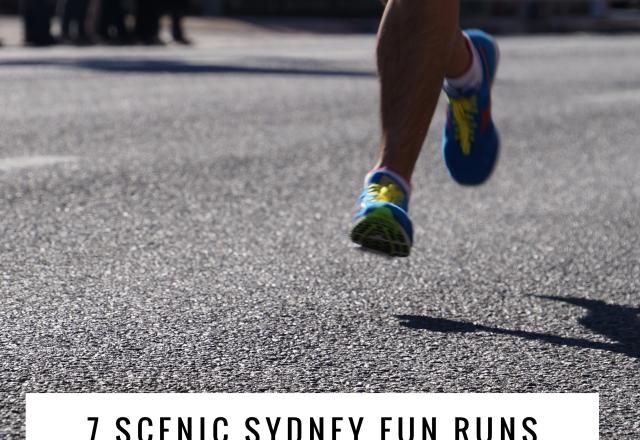 Seven Scenic Fun Runs in Sydney