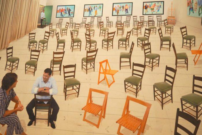 David Hockney Current NGV