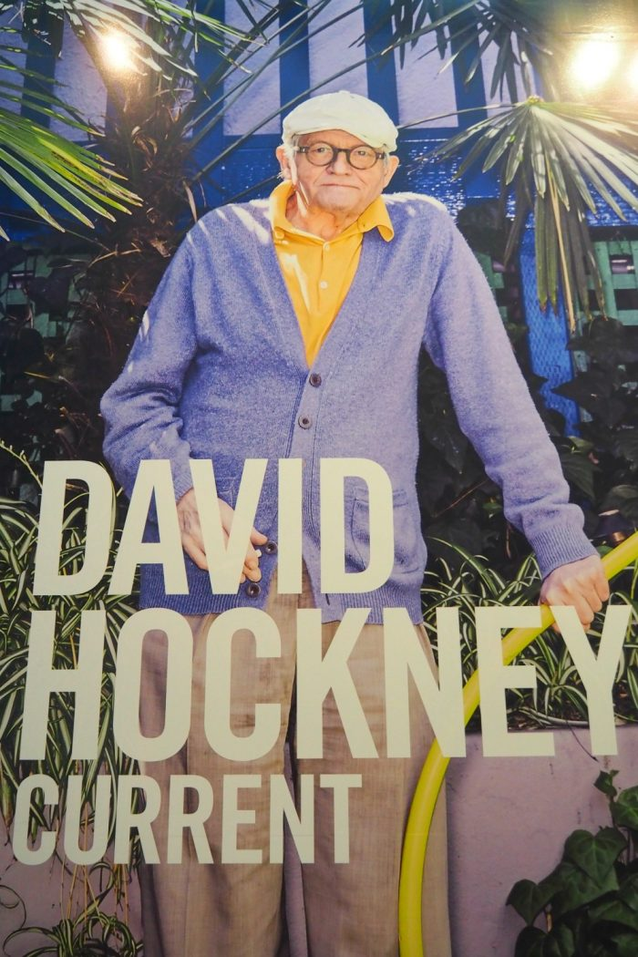 David Hockney Current