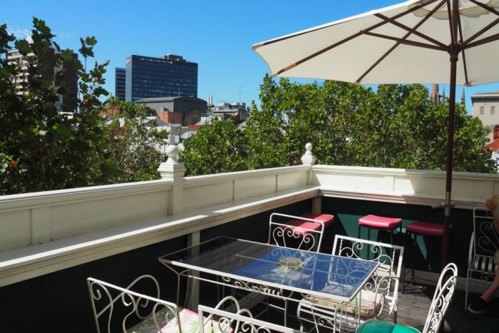 Where to eat, drink and stay in Melbourne - Madame Brussels 1
