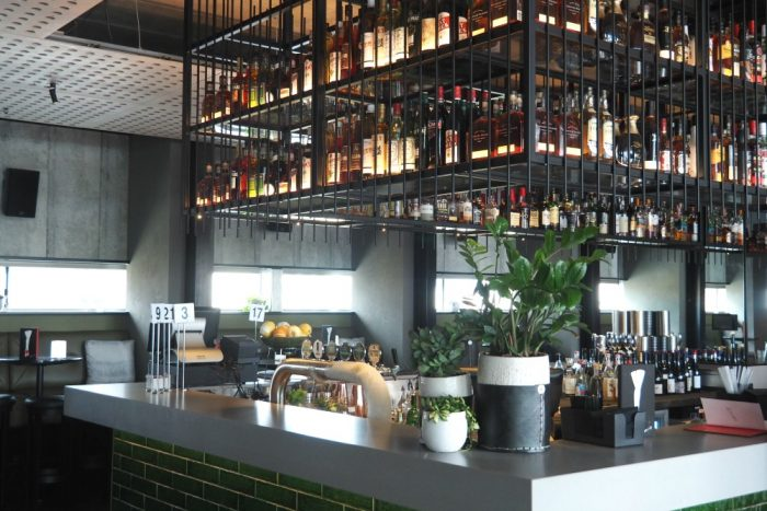 Where to eat drink and stay Melbourne - QT rooftop