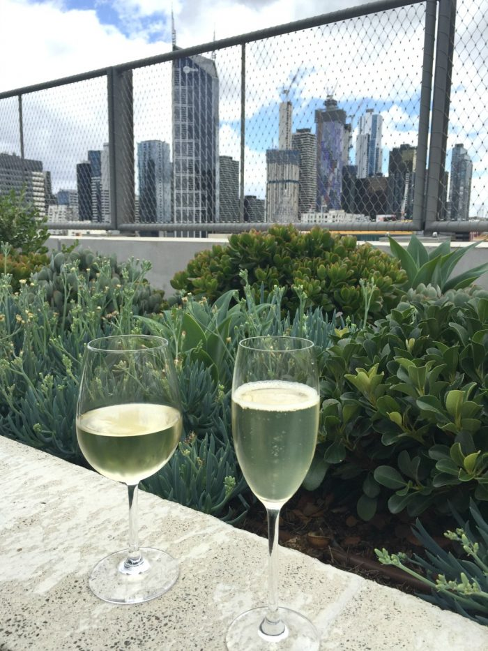 Where to eat drink and stay Melbourne - QT rooftop 2