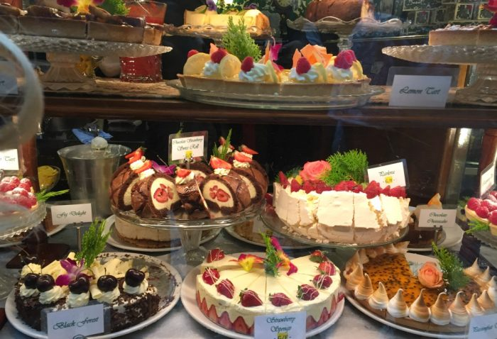 where to stay eat and drink in Melbourne - Hopetoun tea rooms