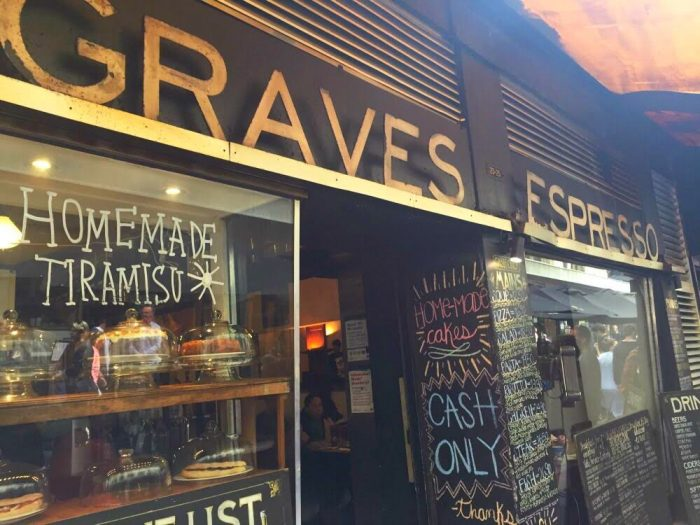 where to eat drink stay melbourne - Degraves