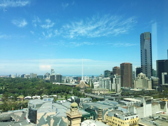 Where to eat, drink and stay in Melbourne - Grand Hyatt 2