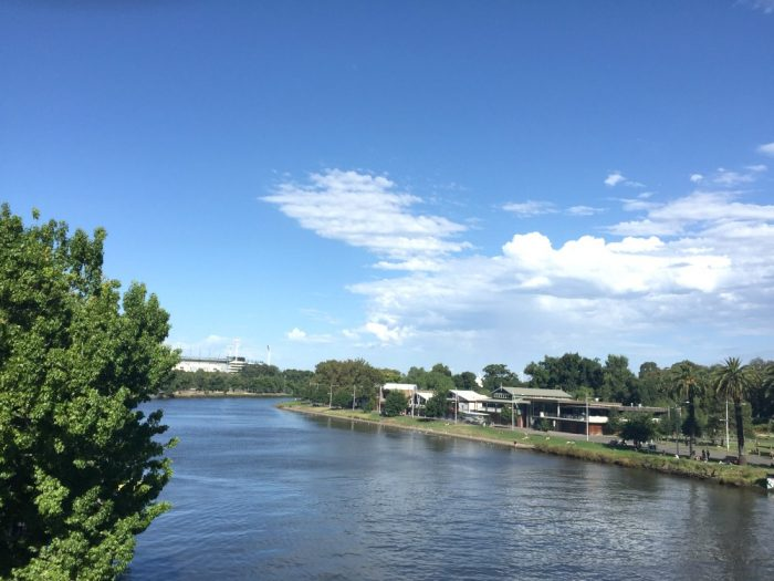 Where to eat drink and stay in Melbourne - Riverland Bar 2