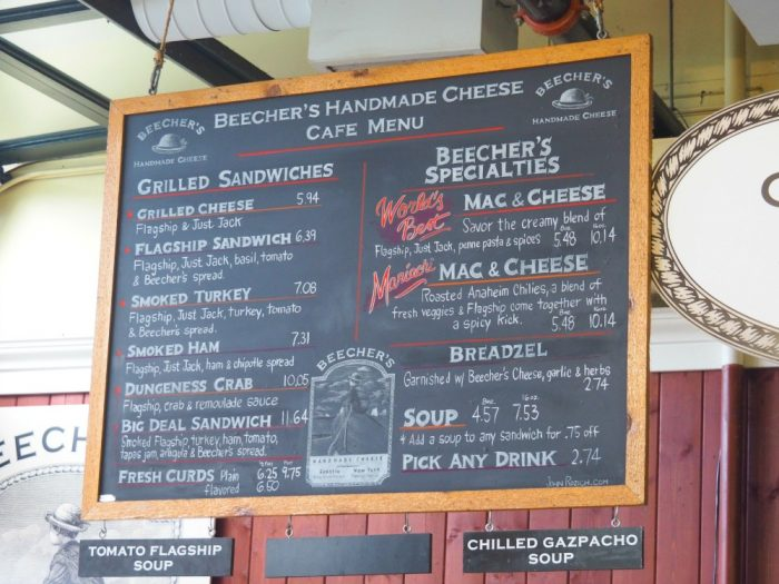 15 places to eat and drink in Captiol Hill - Beechers Cheese
