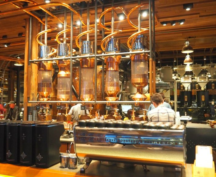 15 places to eat and drink in Capitol Hill - Starbucks Reserve