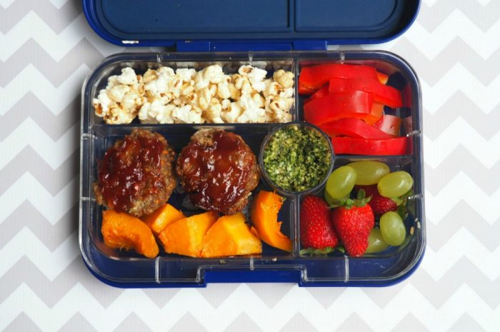 Grown up lunch box 1