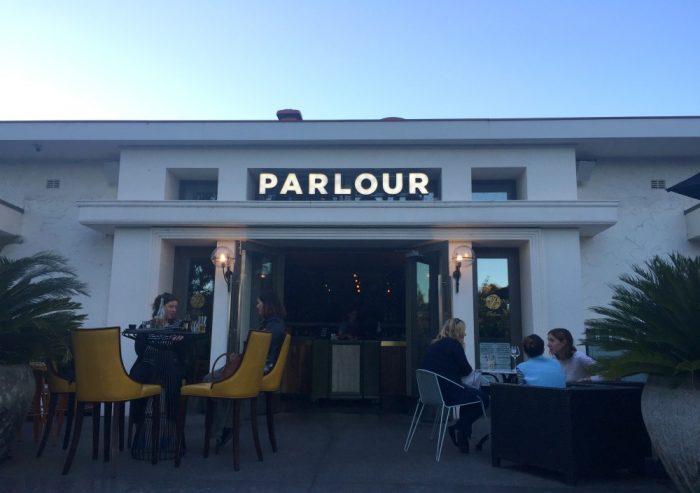 Parlour 10 on 10 April 16 2