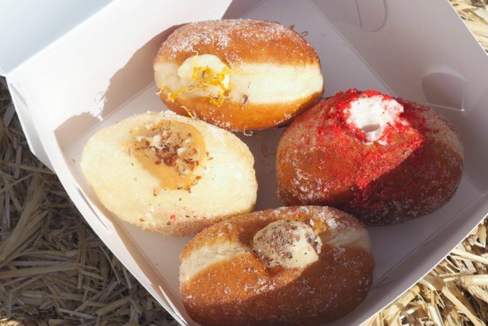10 on 10 April 17 Bombolini doughnuts