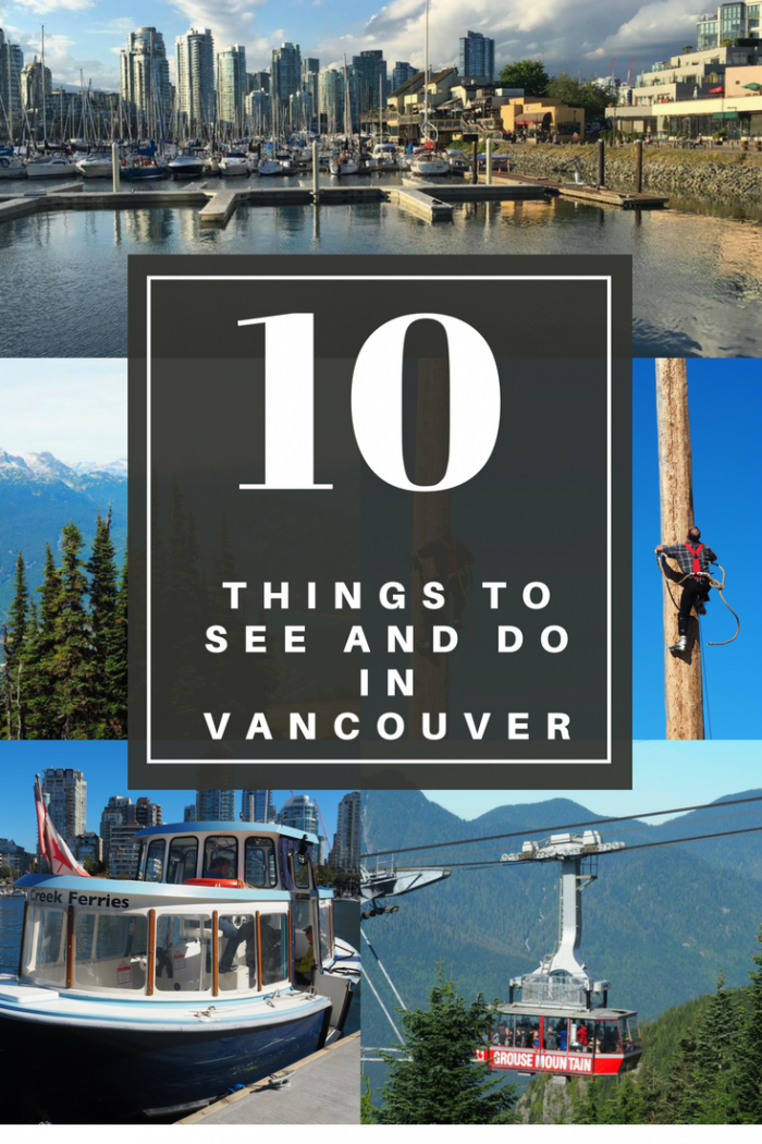 10 Things to See and Do in Vancouver - The Annoyed Thyroid
