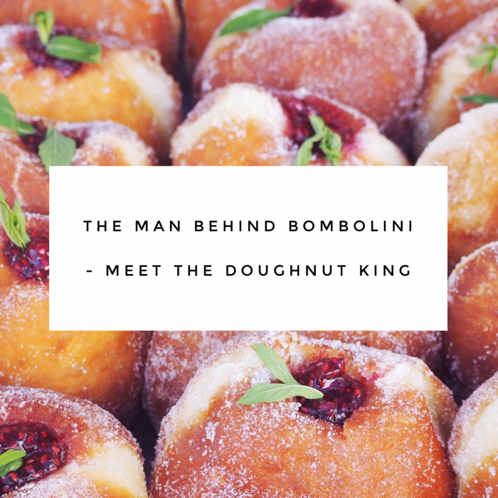 The man behind Bombolini