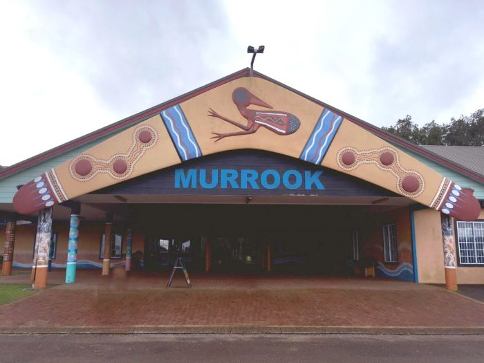 The Big Boomerang Murrook Cultural Centre