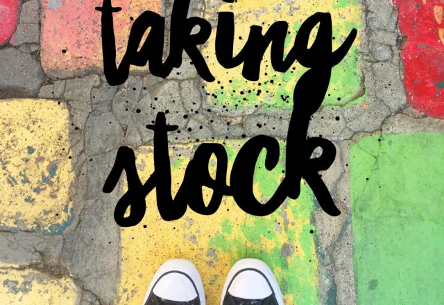 Taking Stock – The San Diego Edition