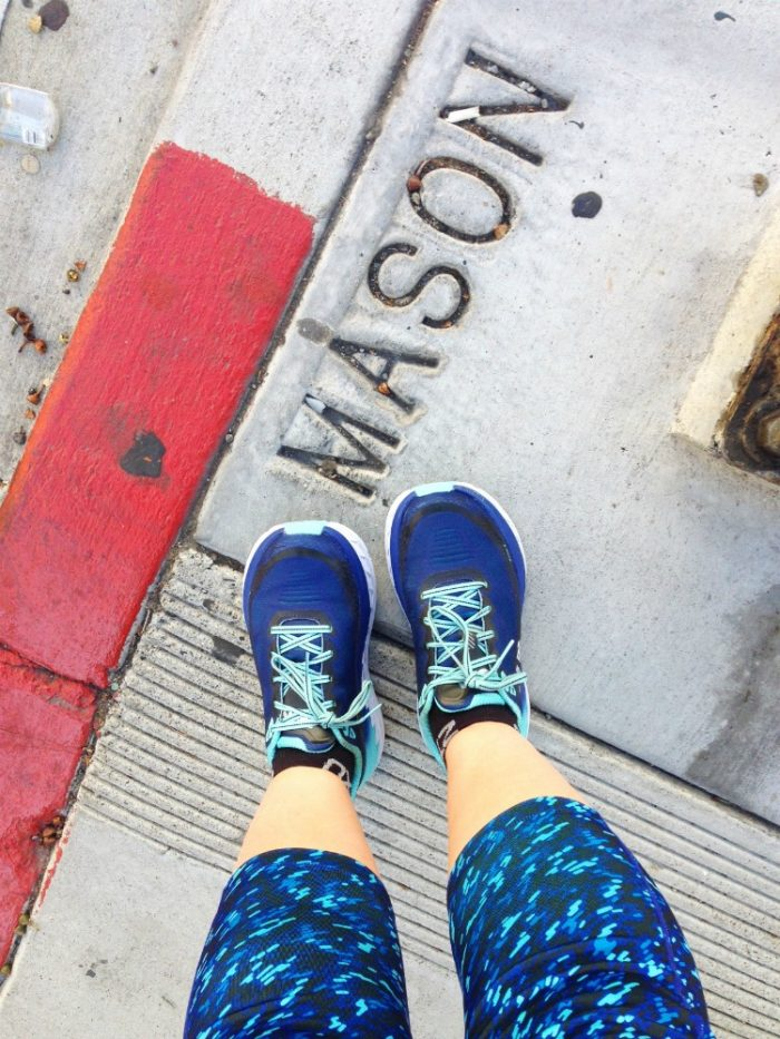 Taking stock - running tights