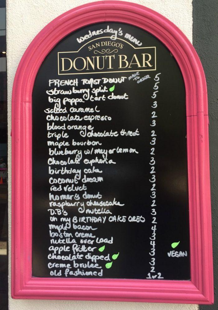 Taking stock - Donut Bar