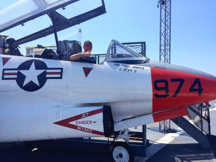 Taking Stock - USS Midway