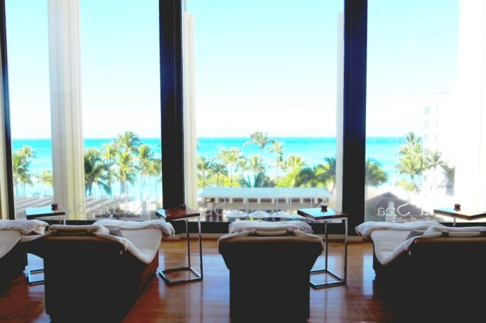 Taking stock - Hyatt Regency Waikiki Spa
