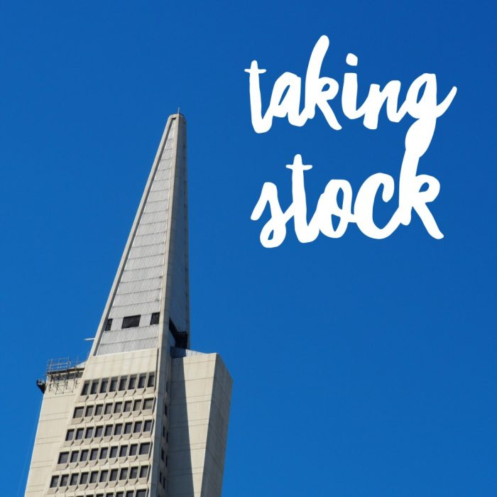 Taking Stock - San Francisco