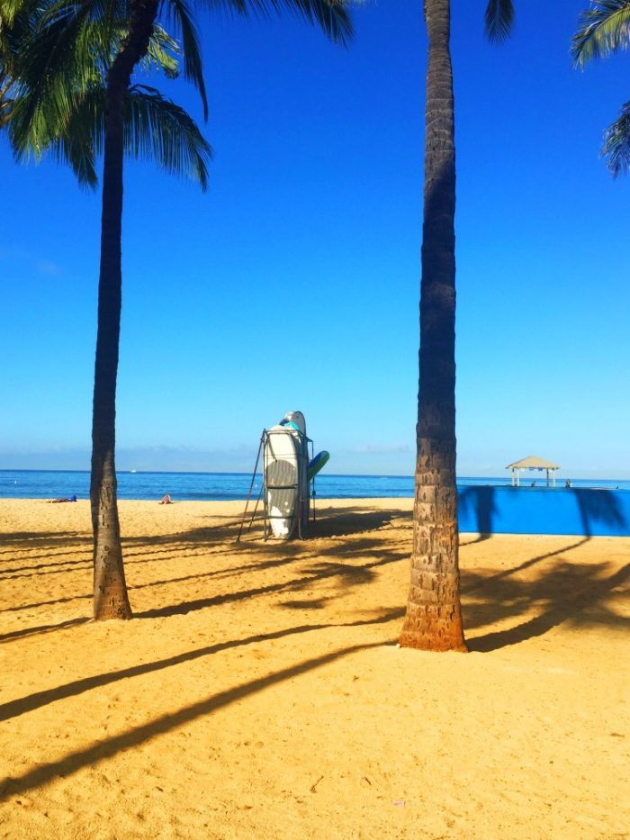 10 things for couples to see and do Waikiki - Waikiki beach