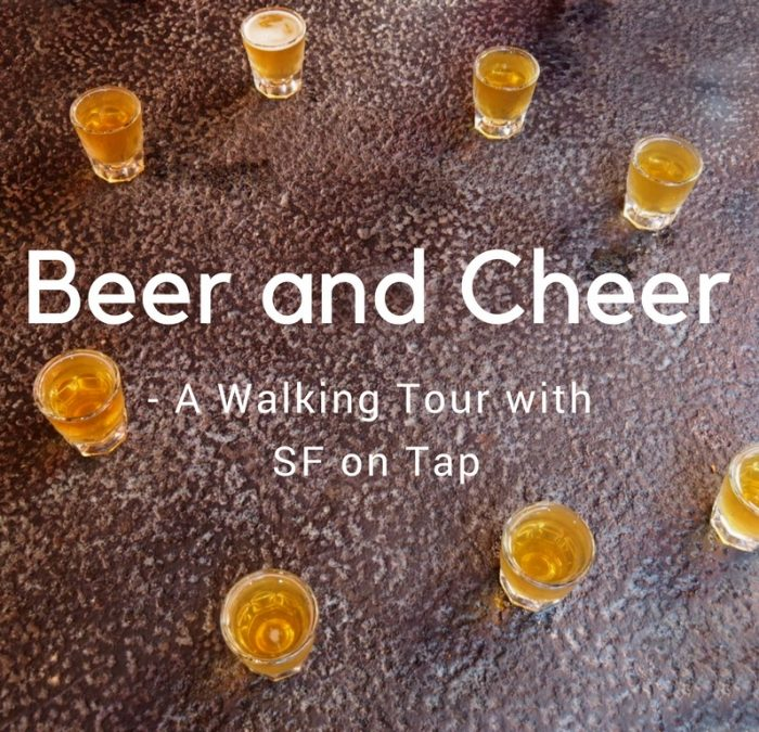 SF on Tap - Beer and Cheer