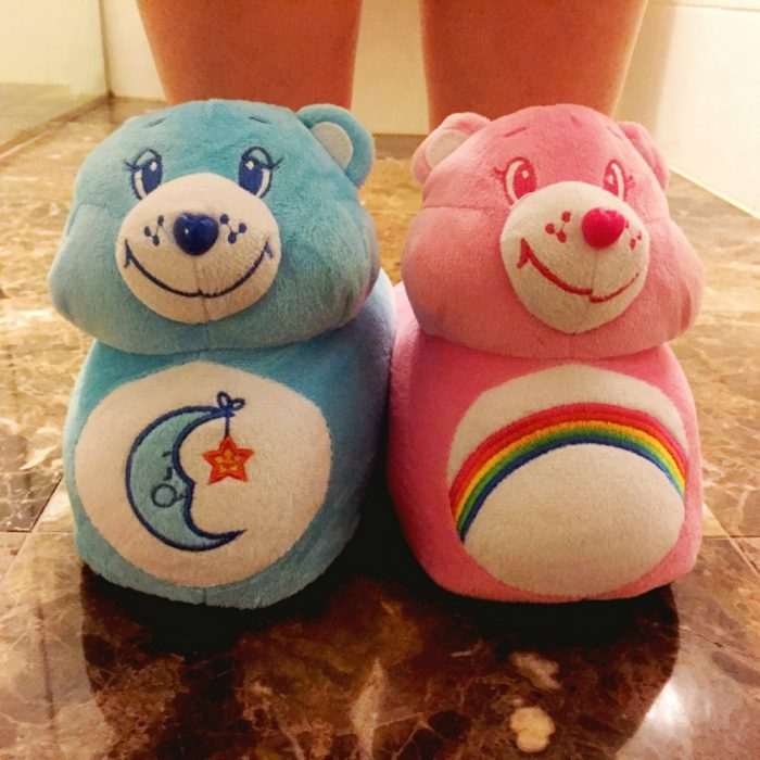 Taking stock - Care Bears