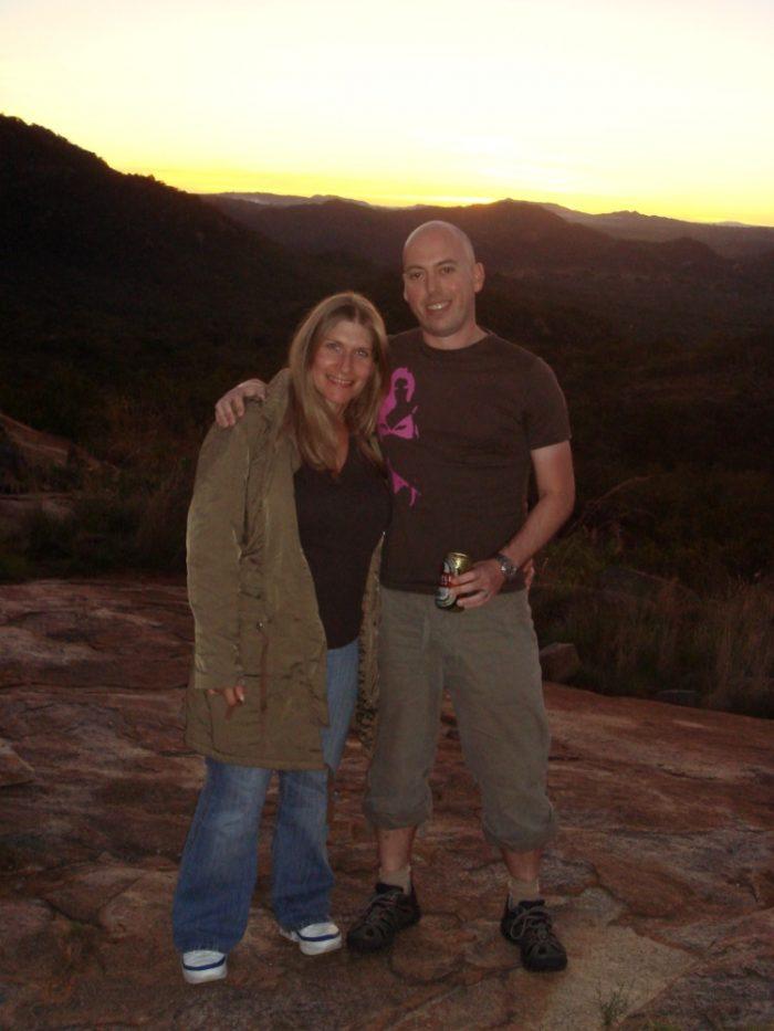 Couples Tag - safari