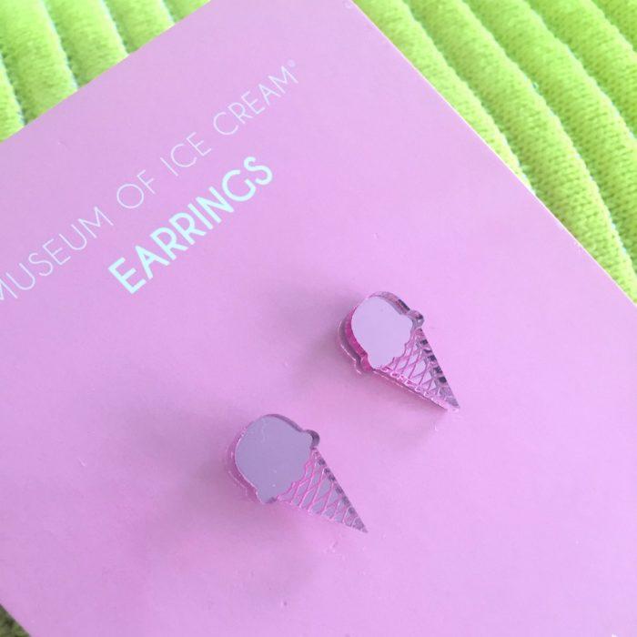 Museum of Ice Cream 10 on 10 earrings