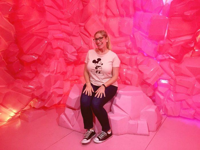 Museum of Ice Cream - Pop Rocks Cave