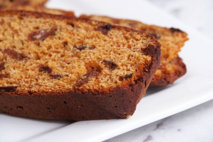 Easy Orange Tea Bread 3
