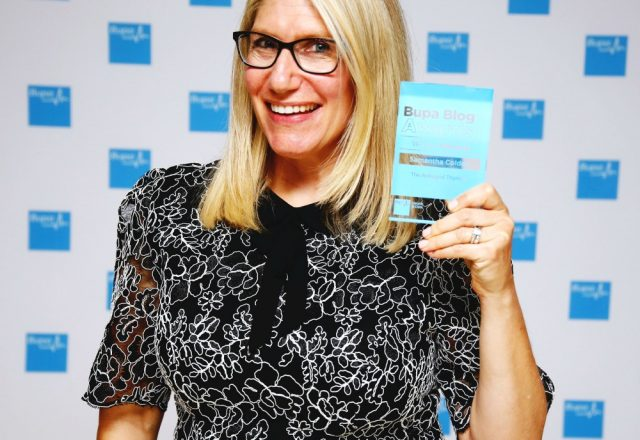 Winners are Grinners – The Bupa Blog Awards 2017