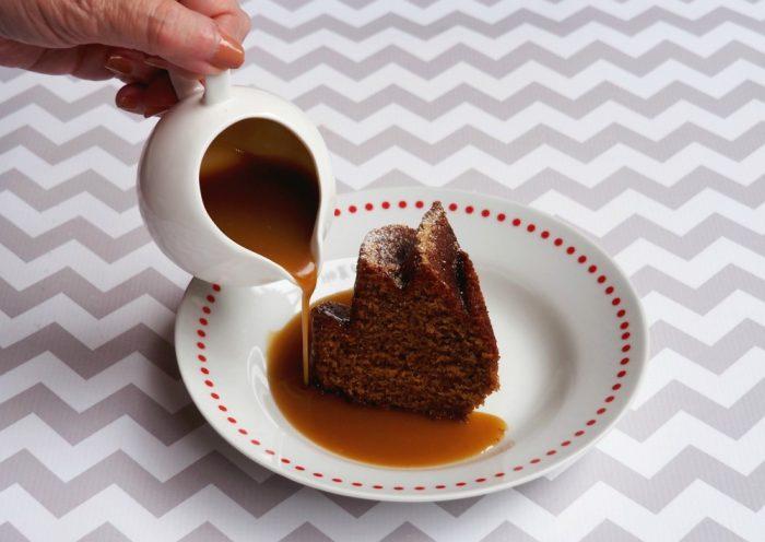 Ginger beer bundt cake 4
