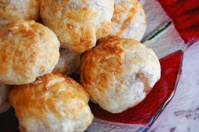 Easy Puff Mince Pies 2