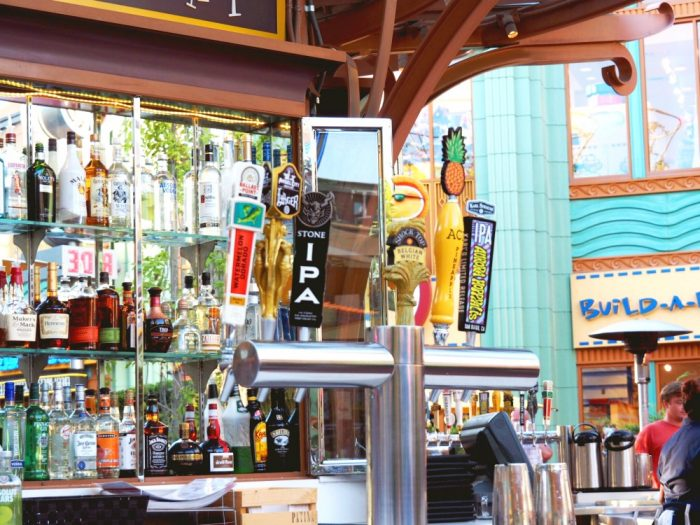 8 places to eat in Downtown Disney - Uva Bar and Cafe