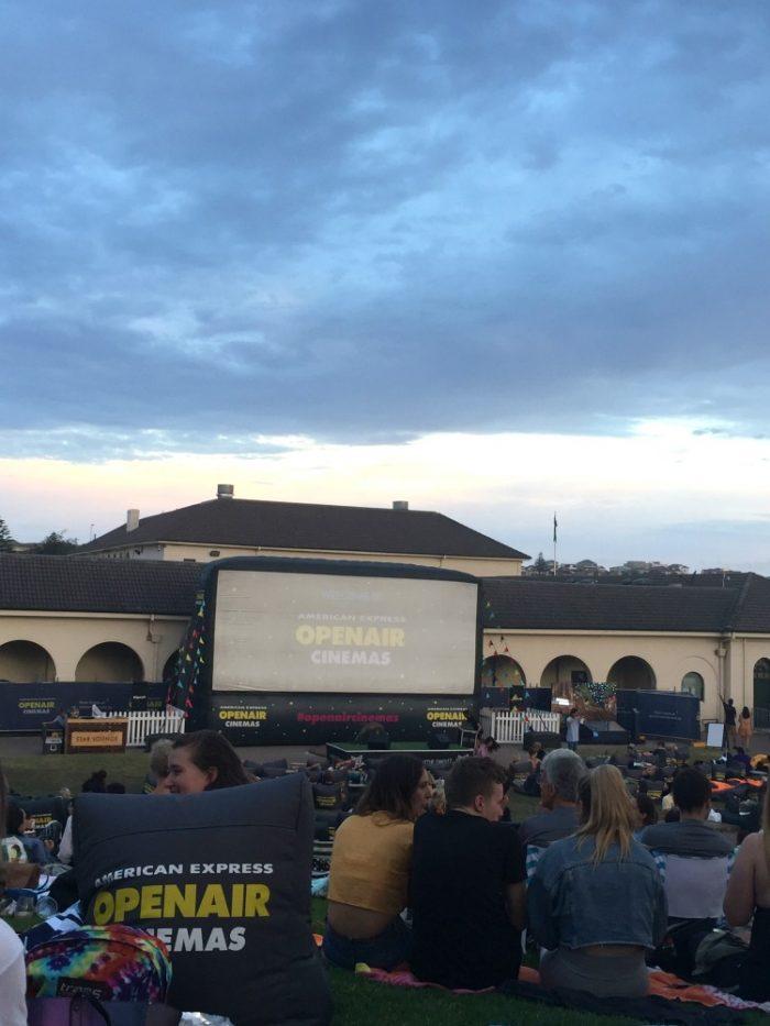 Taking Stock Jan 18 - Bondi Open Air Cinema