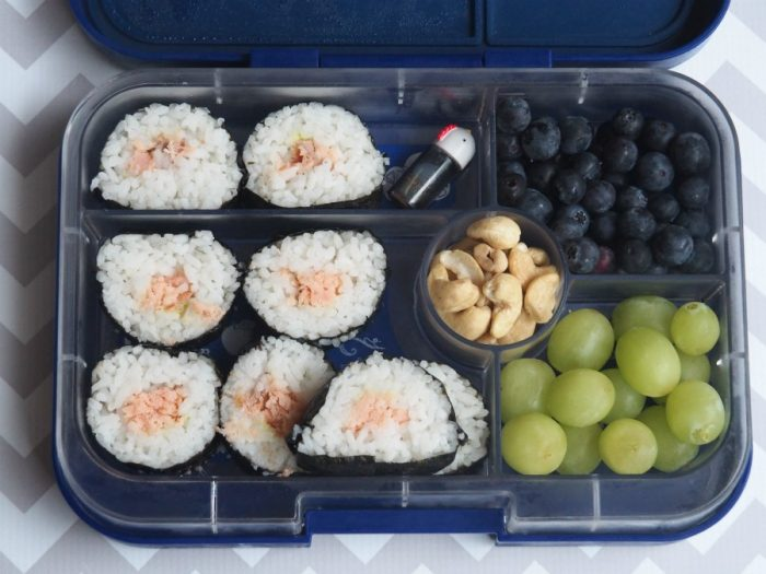 Taking stock January - lunch box